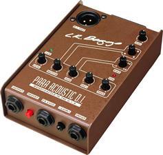 L.R Baggs Para Di Preamp Προενισχυτής / DI Box / 5-Band EQ