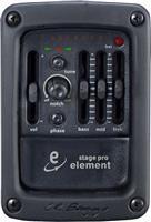 L.R Baggs StagePro Element / Προενίσχυση / 3- Band EQ