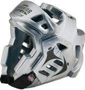 Macho<br/>Warrior Head Silver M Κάσκα