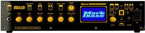 Mark Bass Bass Multiamp Mono