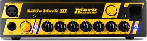 Κεφαλή Ηλεκτρικού ΜπάσουMark BassLittle Mark III