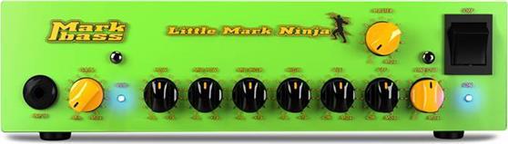 Κεφαλή Ηλεκτρικού ΜπάσουMark BassLittle Mark Ninja