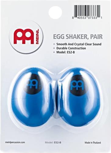 ΜαράκεςMeinl PercussionΕS2-B Σέικερ Αυγά Μπλε