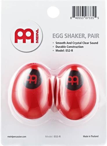 ΜαράκεςMeinl PercussionΕS2-R Σέικερ Αυγά Κόκκινο