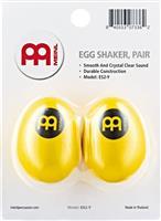 Meinl Percussion ΕS2-Y Σέικερ Αυγά Κίτρινο