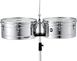 Meinl Percussion HT1314CH Chrome (13