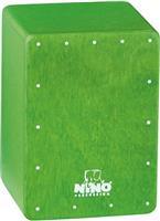 Meinl Percussion NINO 955GR Mini Cajon Πράσινο