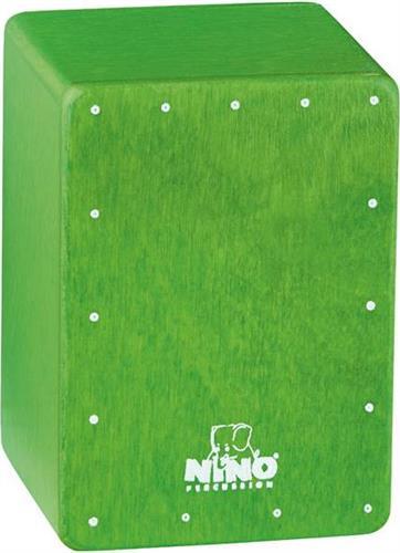 ShakerMeinl PercussionNINO 955GR Mini Cajon Πράσινο