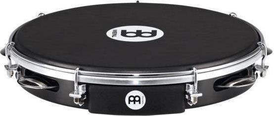 Ντέφια & ΤαμπουρίναMeinl PercussionPA10ABS-BK-NH Πλαστικό Pandeiro 10