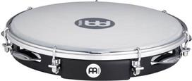 Meinl Percussion<br/>PA10ABS-BK Πλαστικό Pandeiro 10