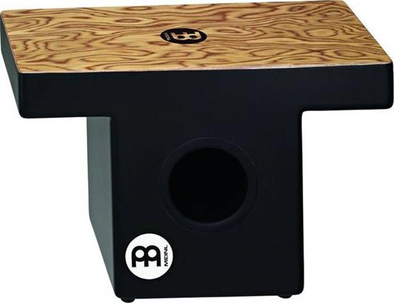 CajonsMeinl PercussionSlap Top Makah Burl Frontplate