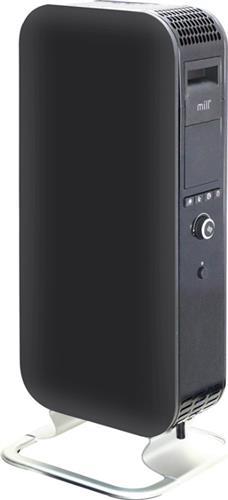 Καλοριφέρ ΛαδιούMillAB-H1000DN Black