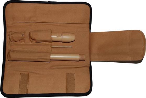 ΦλογέραMoeck1210 Ξύλινη Baroque Maple