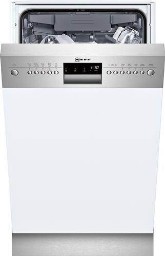 Εντοιχιζόμενο Πλυντήριο Πιάτων 45 cmNeffS483M50S0E