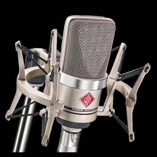 Ενσύρματο ΜικρόφωνοNeumannTLM-102 Studio Set Nickel