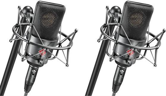Ενσύρματο ΜικρόφωνοNeumannTLM-103-MT-Stereo-Set Πυκνωτικά
