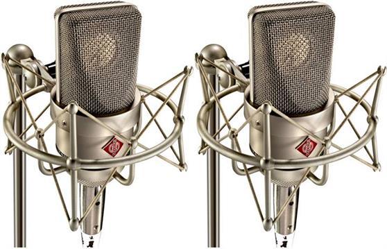 Ενσύρματο ΜικρόφωνοNeumannTLM-103-Stereo-Set Πυκνωτικά