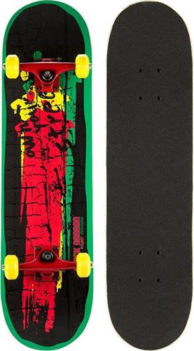 Skateboards Nijdam Black Dragon 52NK-AGR