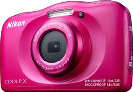 Nikon Coolpix W100 Pink Backpack kit