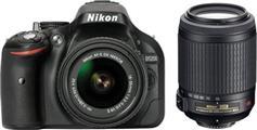 Nikon D5200 + Lens 18-55VR II + Lens 55-200VR