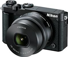 Nikon J5 Black Kit 10-30mm f 3.5-5.6