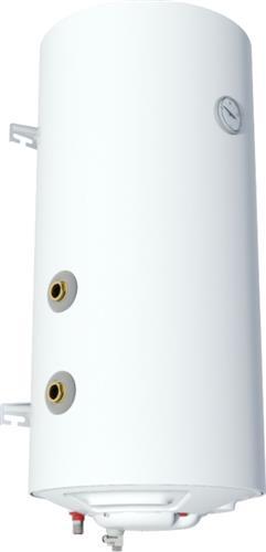 ΗλεκτρομπόιλερNobel100Lt 4Kw Φ43 Κάθετο με Εναλλάκτη Αριστερά