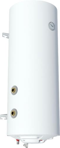 ΗλεκτρομπόιλερNobel120Lt 4Kw Φ43 Οριζόντιο με Αντίσταση Αριστερά