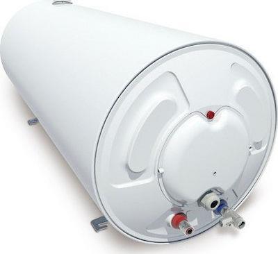 ΘερμοσίφωναςNobel120Lt 4Kw Οριζόντιος με Αντίσταση Δεξιά