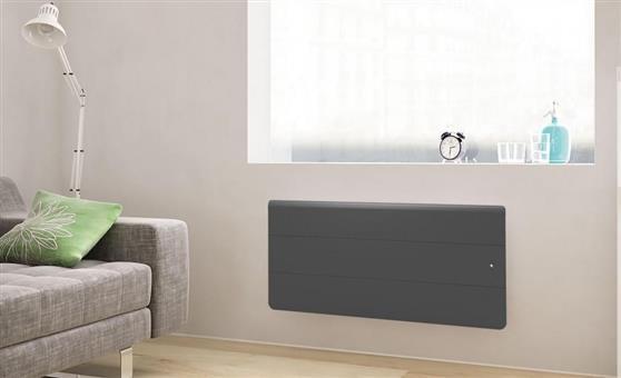 ΘερμοπομπόςNoirotAxiom Smart ECOcontrol Χαμηλός 750W Ανθρακί