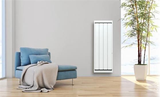 ΘερμοπομπόςNoirotCalidou Smart ECOcontrol Κάθετος 2000W Λευκός