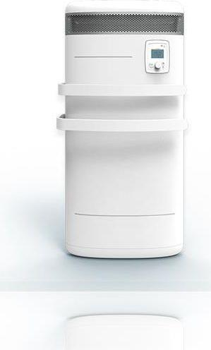 ΘερμοπομπόςNoirotCc-Bain D Λουτρού Λευκός με ανεμιστήρα