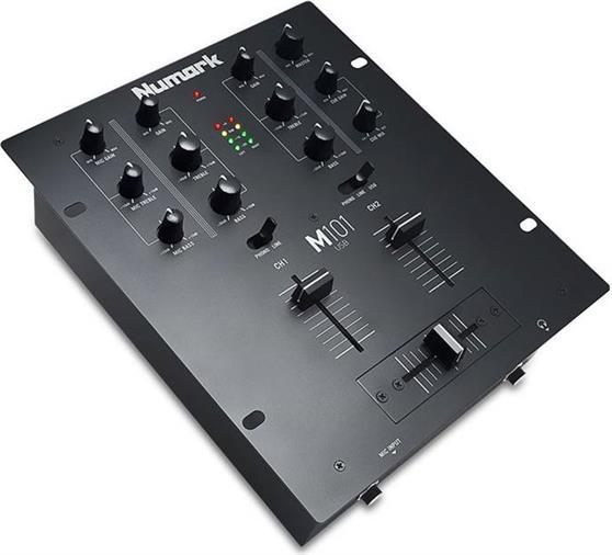 ΜίκτεςNumarkM-101-USB Μαύρο