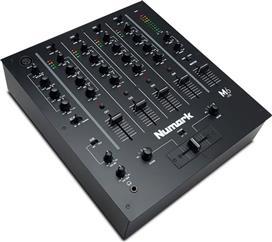 Numark M-6-USB Μαύρο