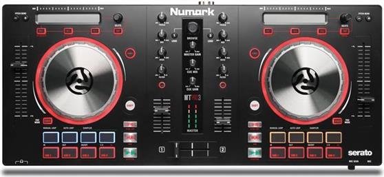 DJ ControllerNumarkMixtrack Pro 3 DJ