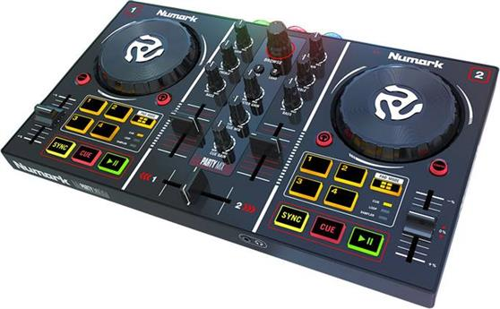 DJ ControllerNumarkPartymix DJ