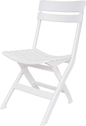 Καρέκλες Εξωτερικού ΧώρουOEM15480 Σπαστή Λευκή