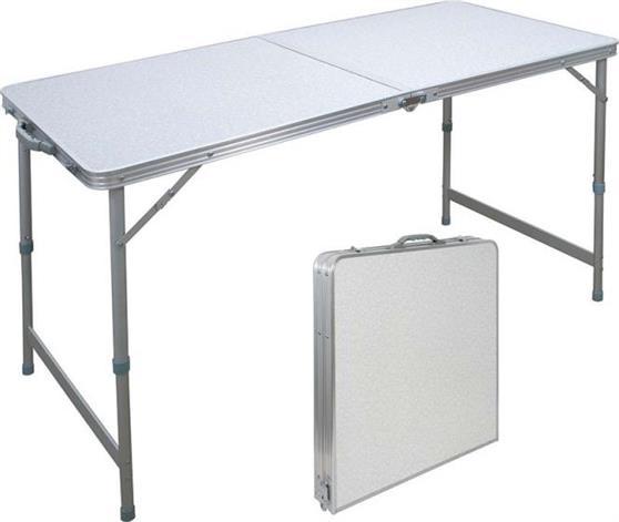 Έπιπλα Camping & ΘαλάσσηςOEM15529 Τραπέζι Πτυσσόμενο Βαλίτσα