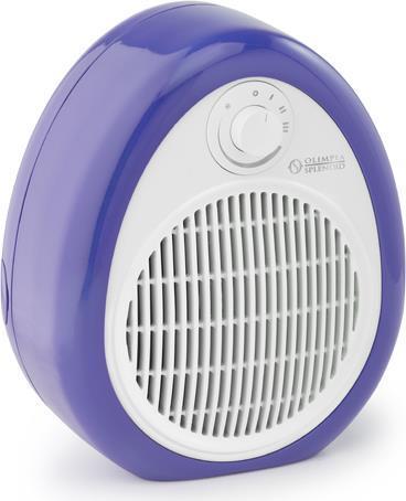 Αερόθερμο ΜπάνιουOlimpia SplendidCromo Colors White Violet