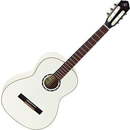 Κλασική ΚιθάραOrtegaR121SN WH 4/4