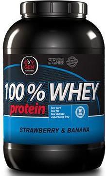 Συμπλήρωμα ΔιατροφήςOxygen Nutrition100 Whey 4Kg