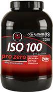 Oxygen Nutrition ISO 100 Pro Zero 1000gr