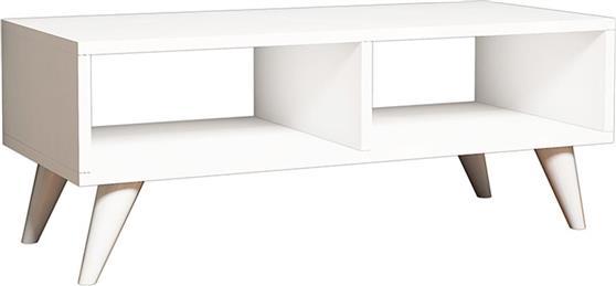 ΚονσόλαPakoworldManolya TV Λευκό 90x35x40