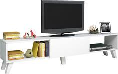 Pakoworld Zet Tv Λευκό 181x31,5x39,5εκ