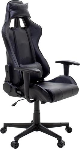 Καρέκλα ΓραφείουPakoworldΚαρέκλα Gaming GT-R3 Δερματίνη μαύρο