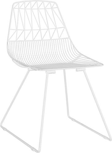Καρέκλες Εξωτερικού ΧώρουPakoworldΚαρέκλα Morena λευκό