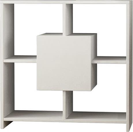 Έπιπλα Εισόδου - ΧωλPakoworldΚονσόλα Sider λευκό 80x30x80εκ