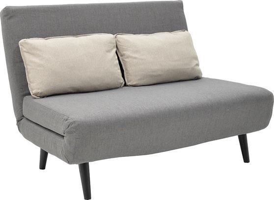ΠολυθρόναPakoworldAlexis με Ύφασμα Γκρι 120x89x88 Κρεβάτι