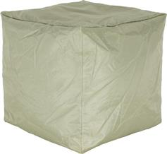 Pakoworld Cube με Μπεζ-Χακί Αποσπώμενο Αδιάβροχο Κάλυμμα Σκαμπώ