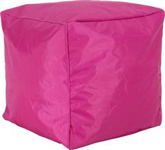 Pakoworld Cube με Φούξια-Ροζ Αποσπώμενο Αδιάβροχο Κάλυμμα Σκαμπώ