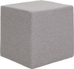 Pakoworld Cube με Ύφασμα Μπεζ 40x40x40